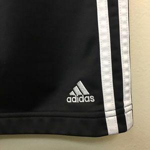 Adidas black joggers Size extra large